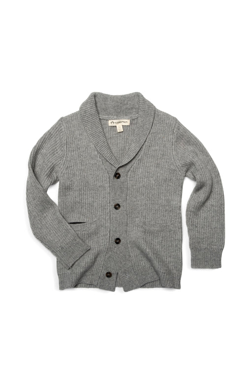 Boys Preppy Cardigan