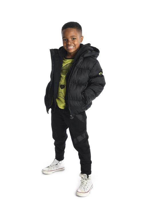 Boys Camp Puffer Jacket