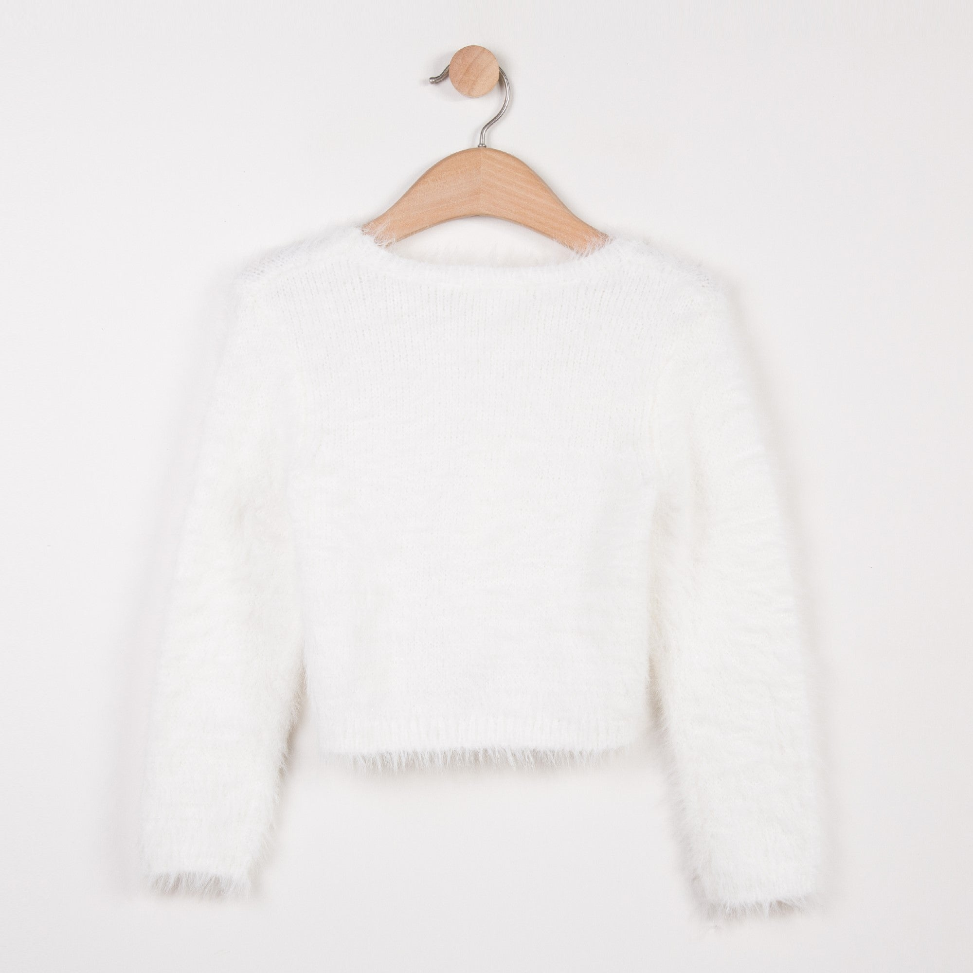 Girls Snow Knit Sweater