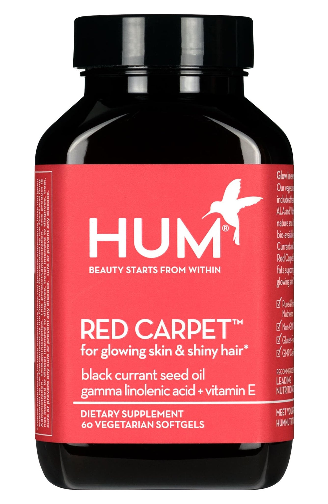 HUM Nutrition - Red Carpet