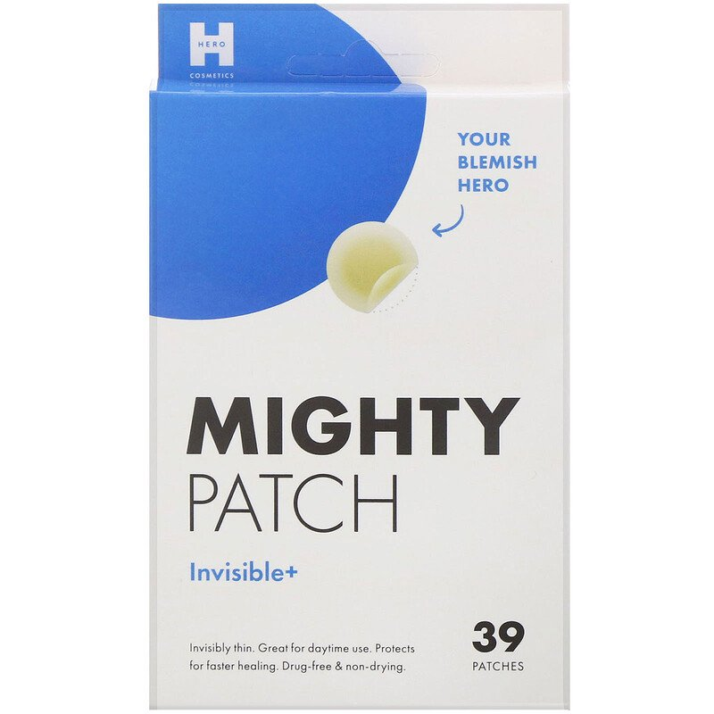 HERO Cosmetics - Mighty Patch Invisible