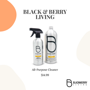 Black and Berry Living - All-Purpose Cleaner