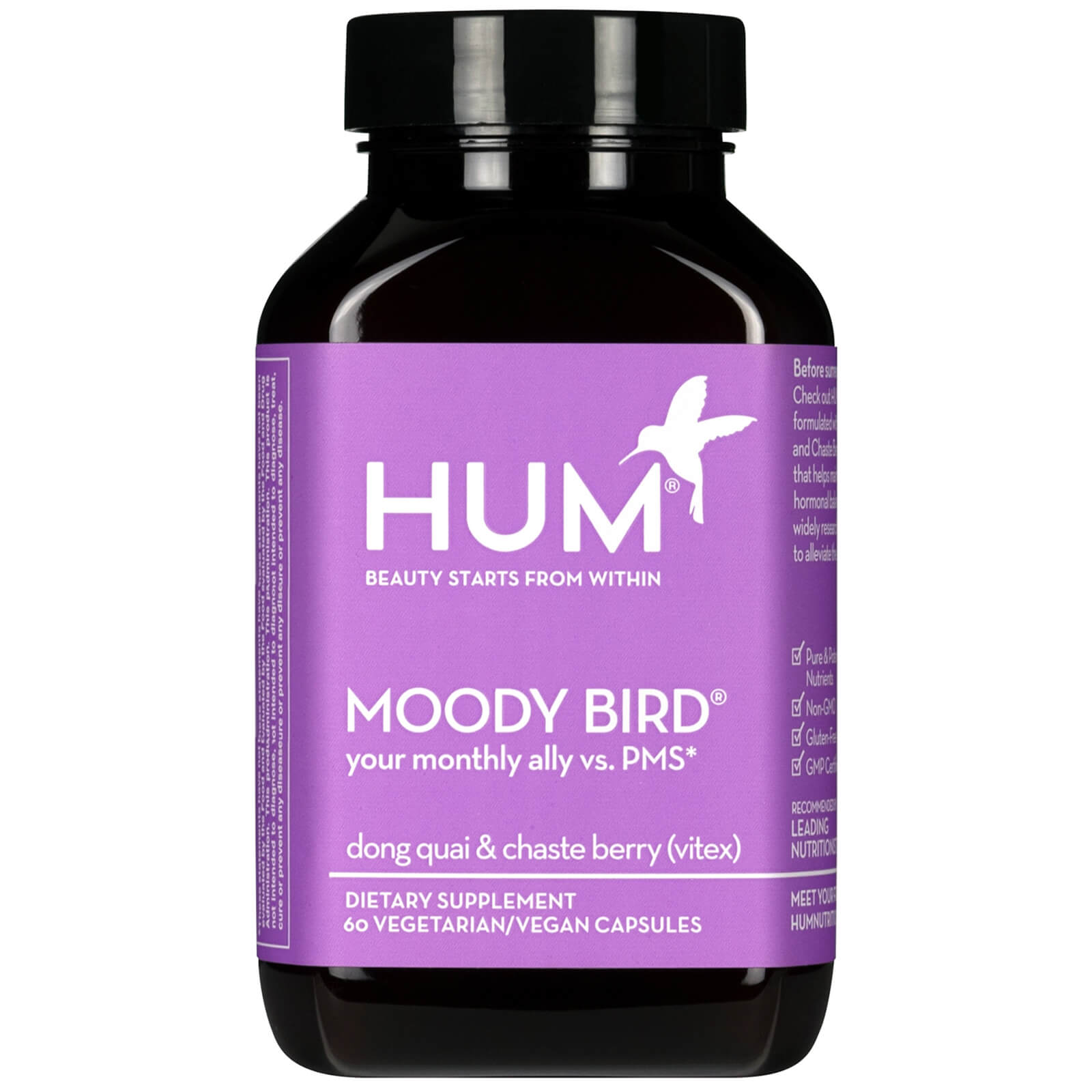 HUM Nutrition - Moody Bird