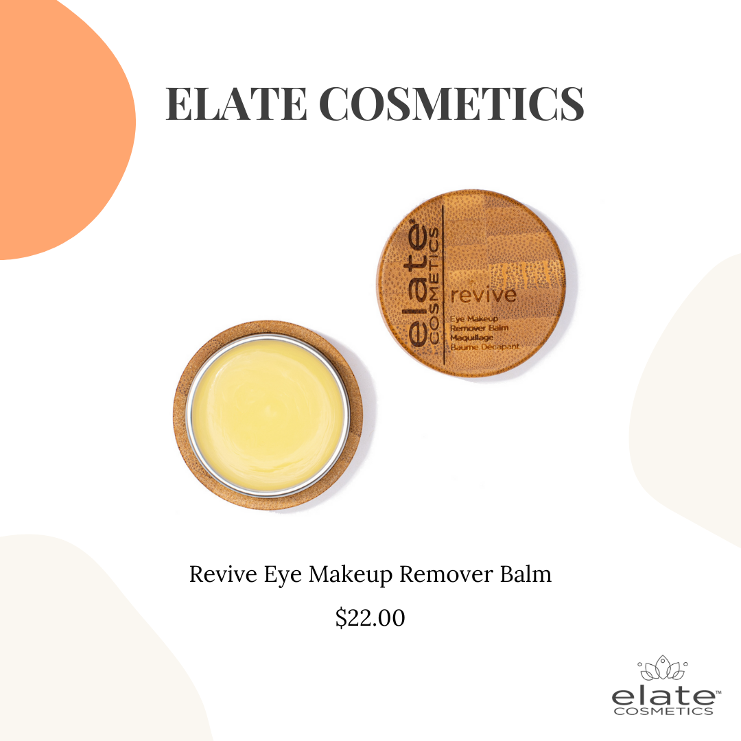 Elate Cosmetics - Revive Eye Makeup Remover Balm