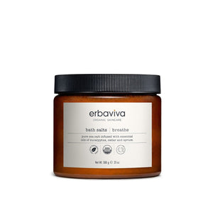 Erbaviva - breathe bath salt