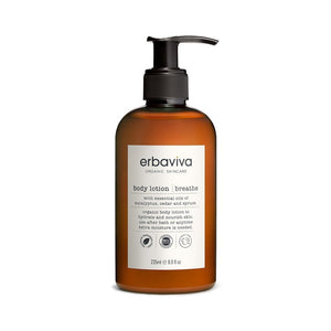 Erbaviva - breathe body lotion