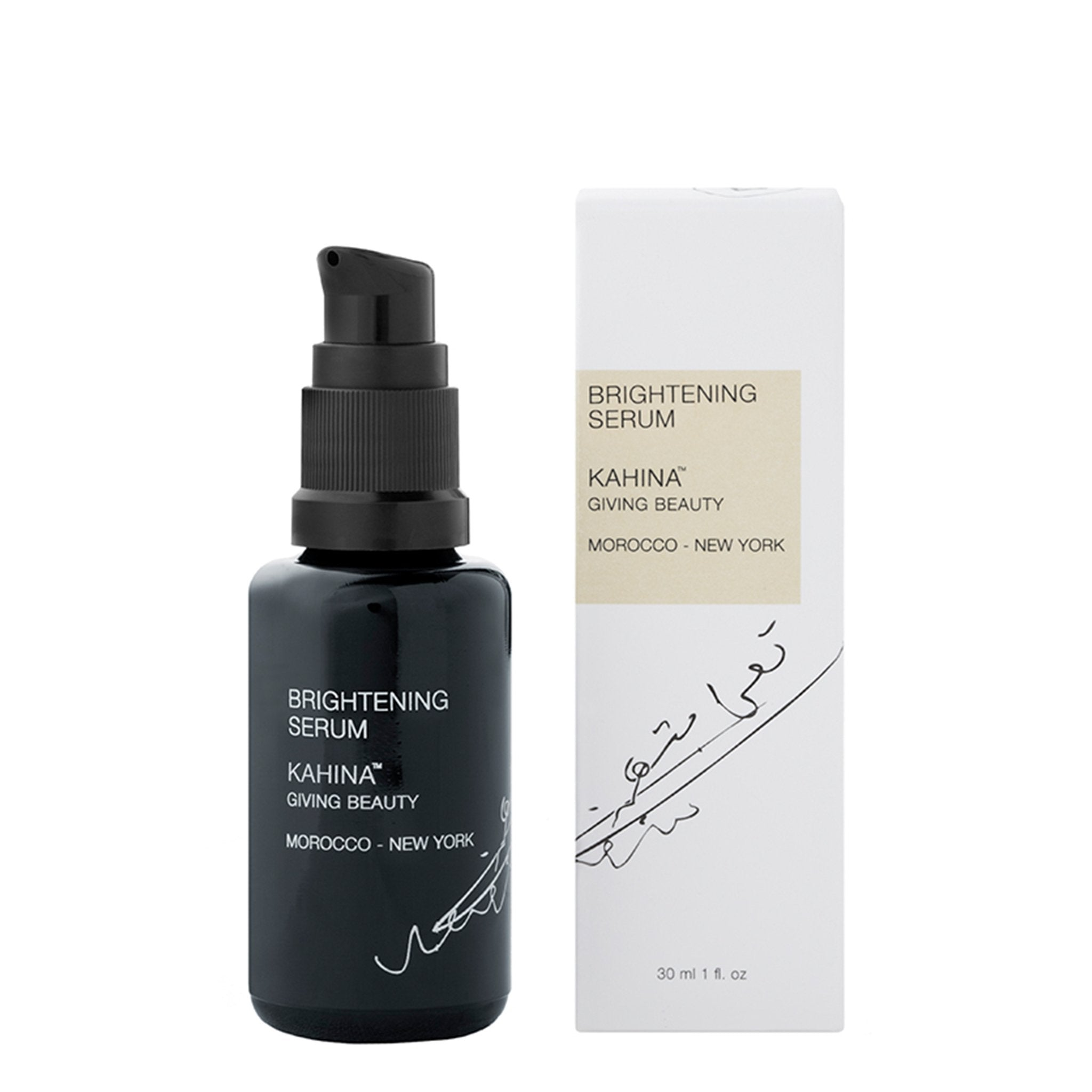 Kahina Giving Beauty - Brightening Serum