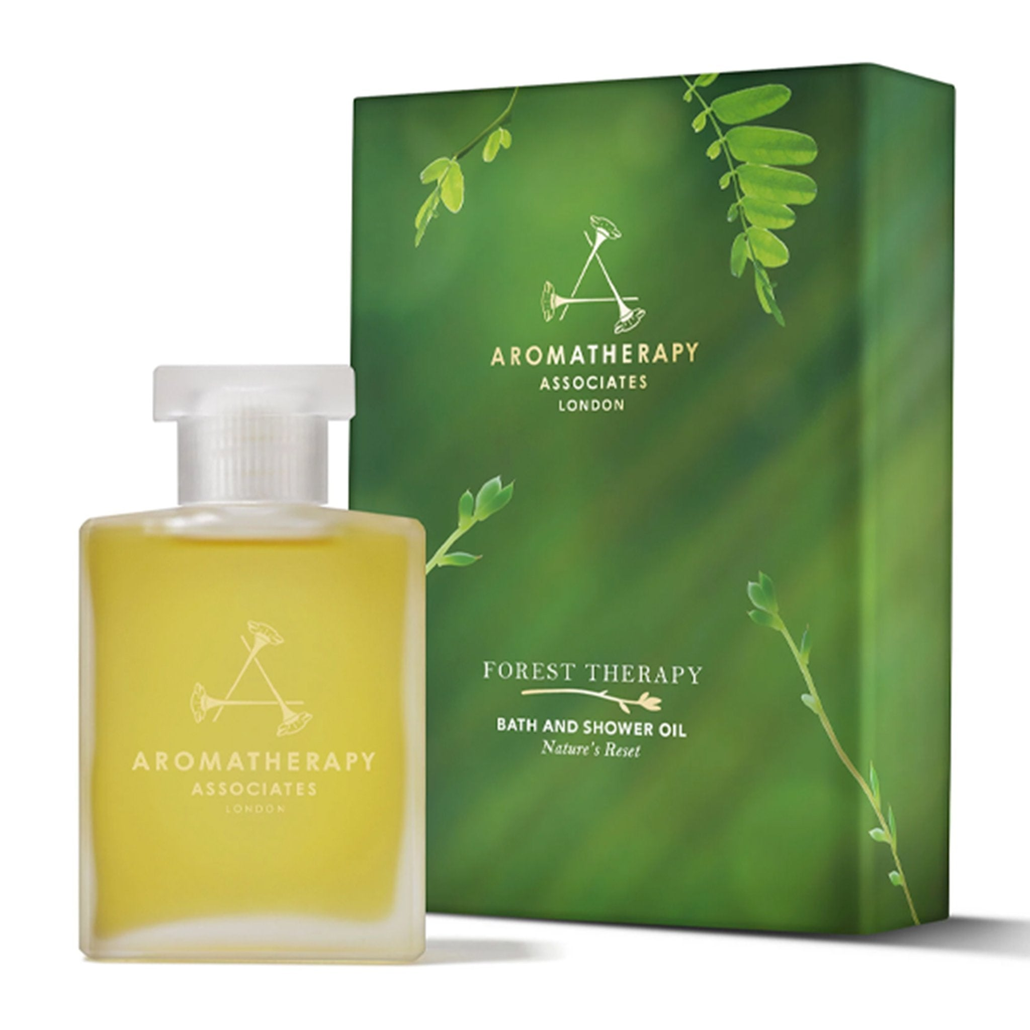 Aromatherapy Associates - Forest Therapy Bath & Shower Oil