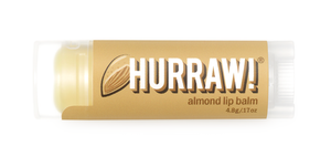 Hurraw! - Almond Lip Balm