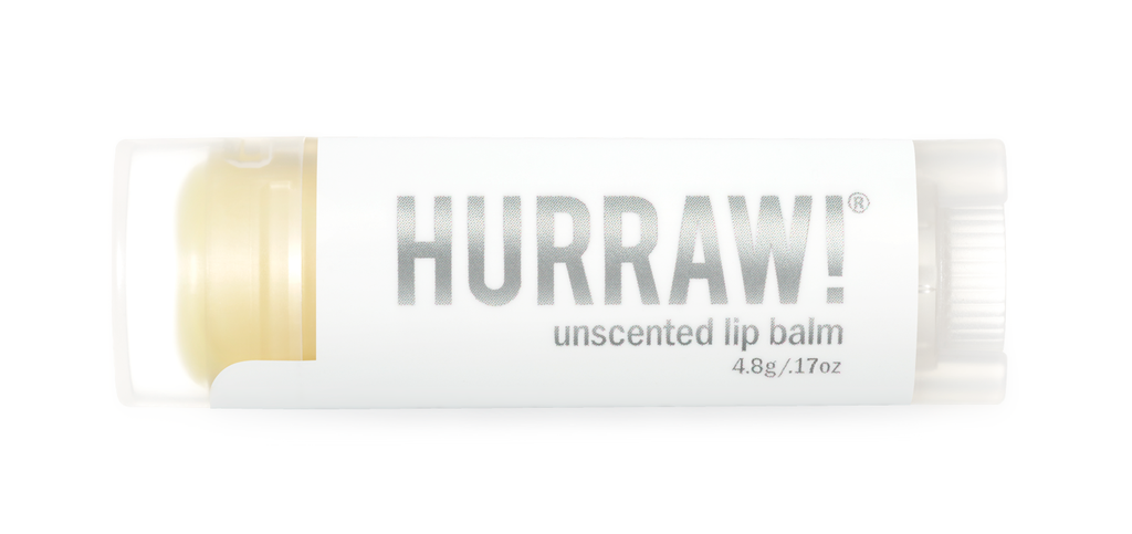Hurraw! - Unscented lip balm