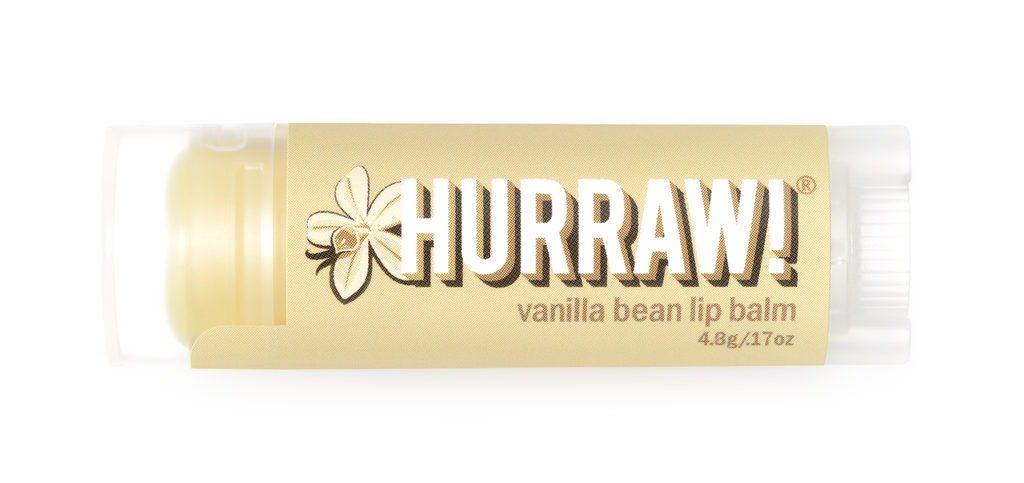Hurraw! - Vanilla Bean Lip Balm