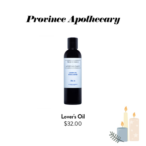 Province Apothecary - Lover's Oil