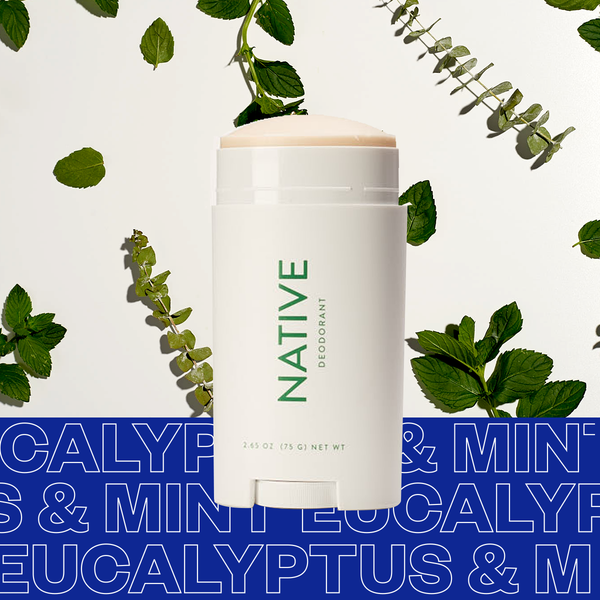 Native - Eucalyptus & Mint Deodorant