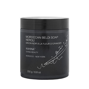 Kahina Giving Beauty - Moroccan Neroli Beldi Soap