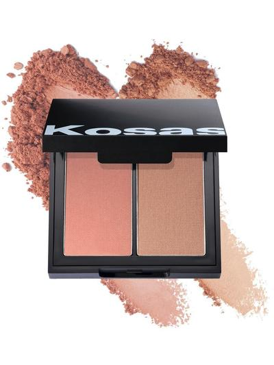 Kosas - Color & Light Palette: Powder Blush and Highlighter