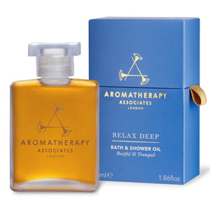 Aromatherapy Associates - Deep Relax Bath & Shower Oil