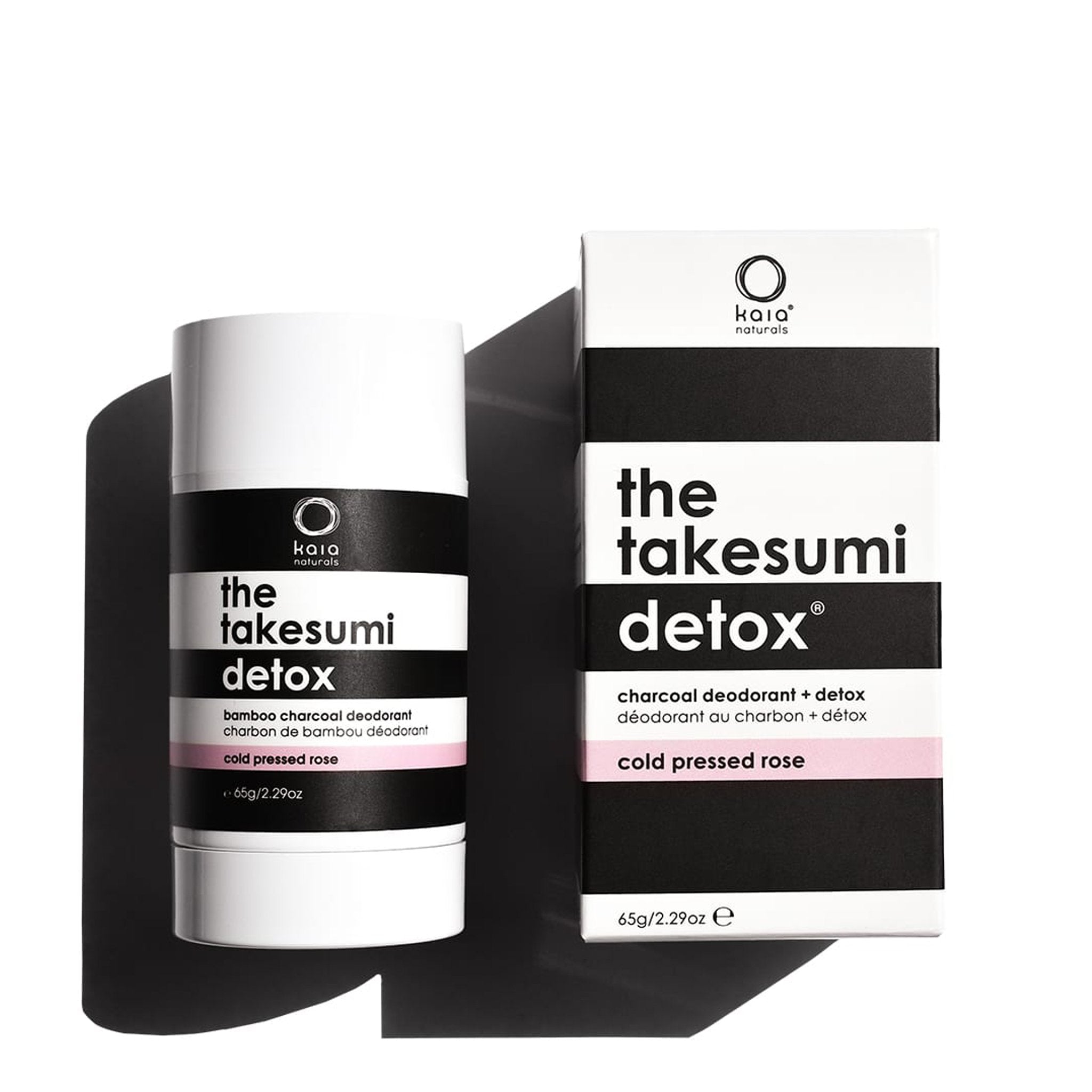 Kaia Naturals - The Takesumi Detox - Cold Pressed Rose