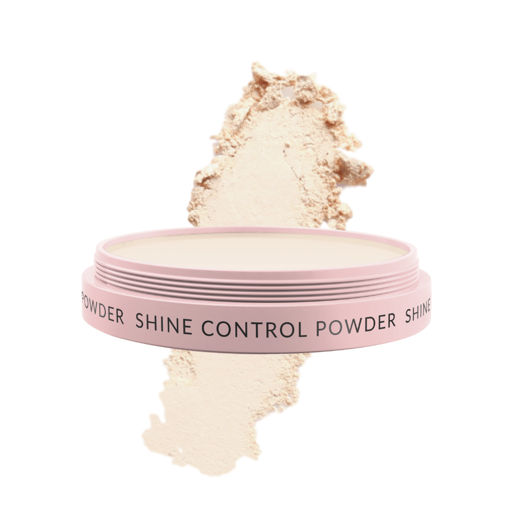 Subtl Beauty - Shine Control Pressed Powder