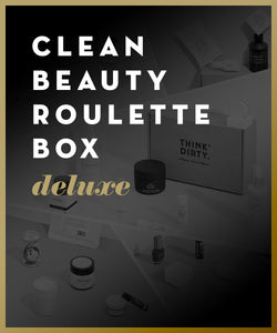 Deluxe Clean Beauty Roulette Box