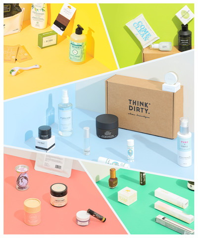 Clean Beauty Roulette Box