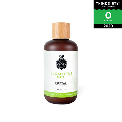 JUSU Body - Eucalyptus Mint Body Wash