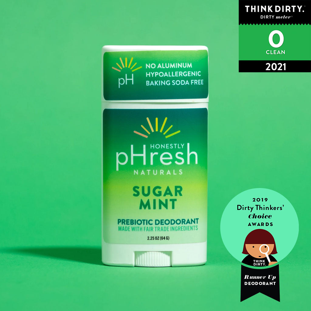 Honestly pHresh - Sugar Mint Natural Deodorant