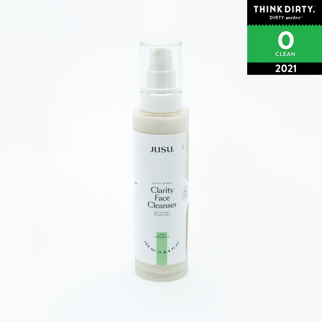JUSU Body - Lime Chamomile Face Cleanser