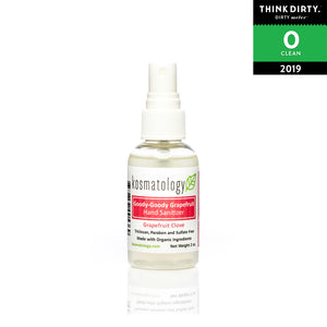 Kosmatology - Goody Goody Grapefruit (Grapefruit-Clove) Hand Sanitizer