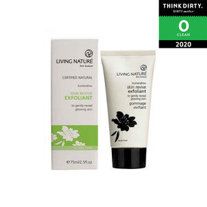 Living Nature - Skin Revive Exfoliant