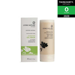 Living Nature - Hydrating Gel Mask
