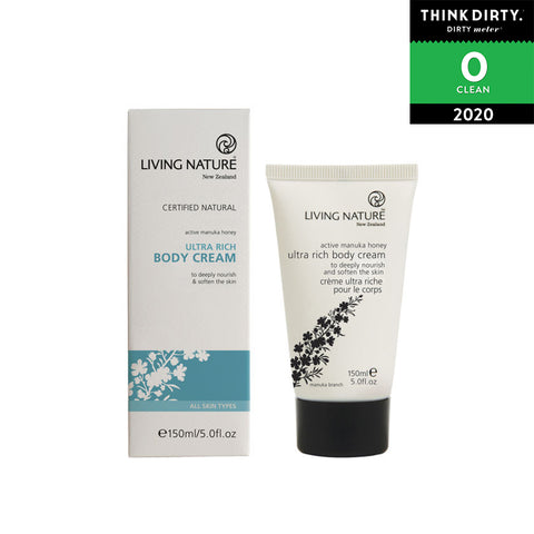 Living Nature - Ultra Rich Body Cream