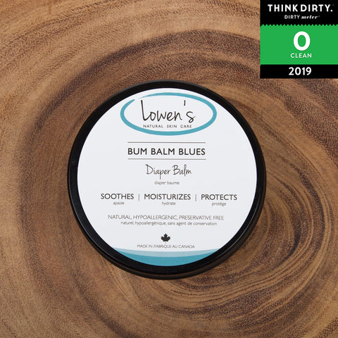 Lowen's - Bum Balm Blues - Diaper Rash Balm
