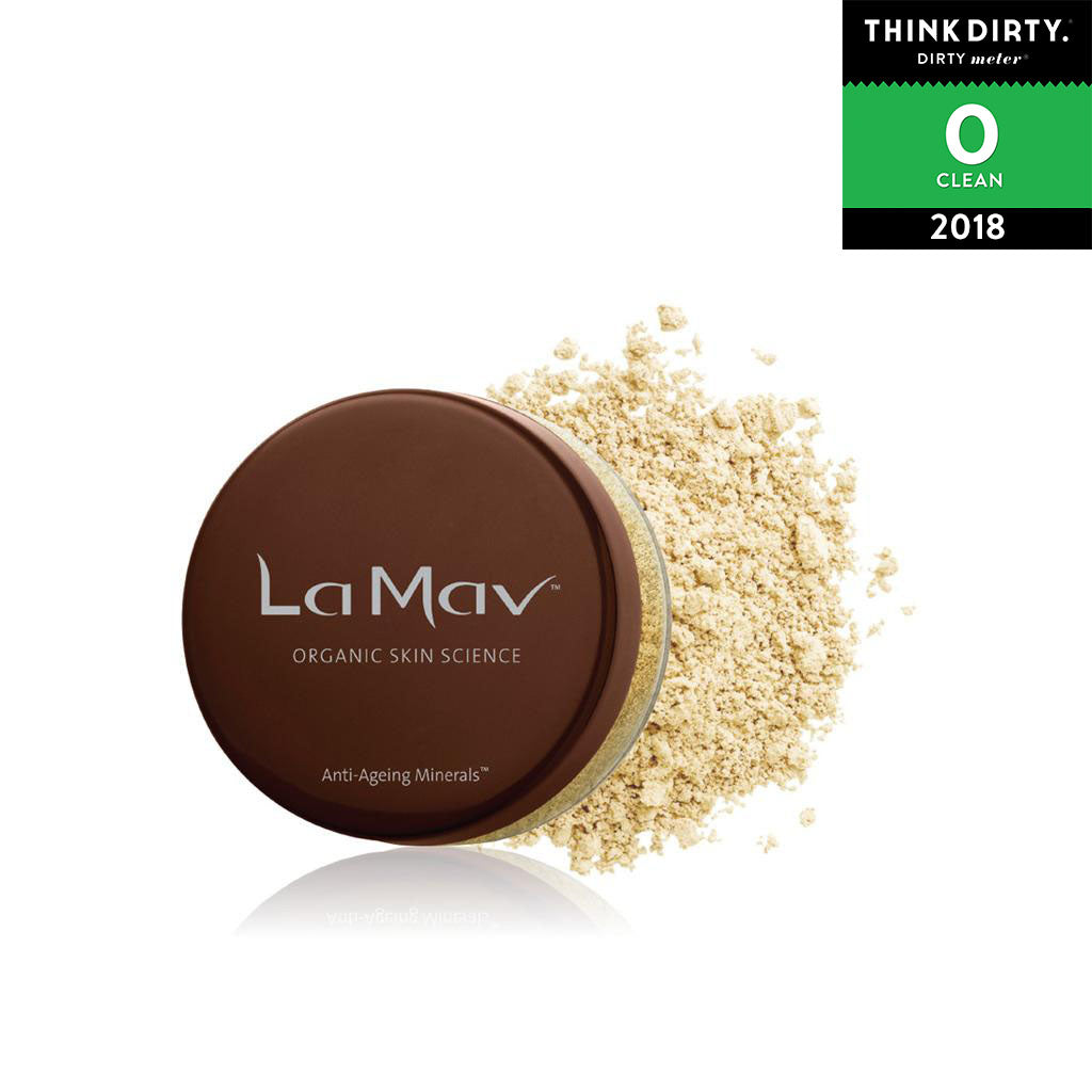 La Mav Mattifying Powder