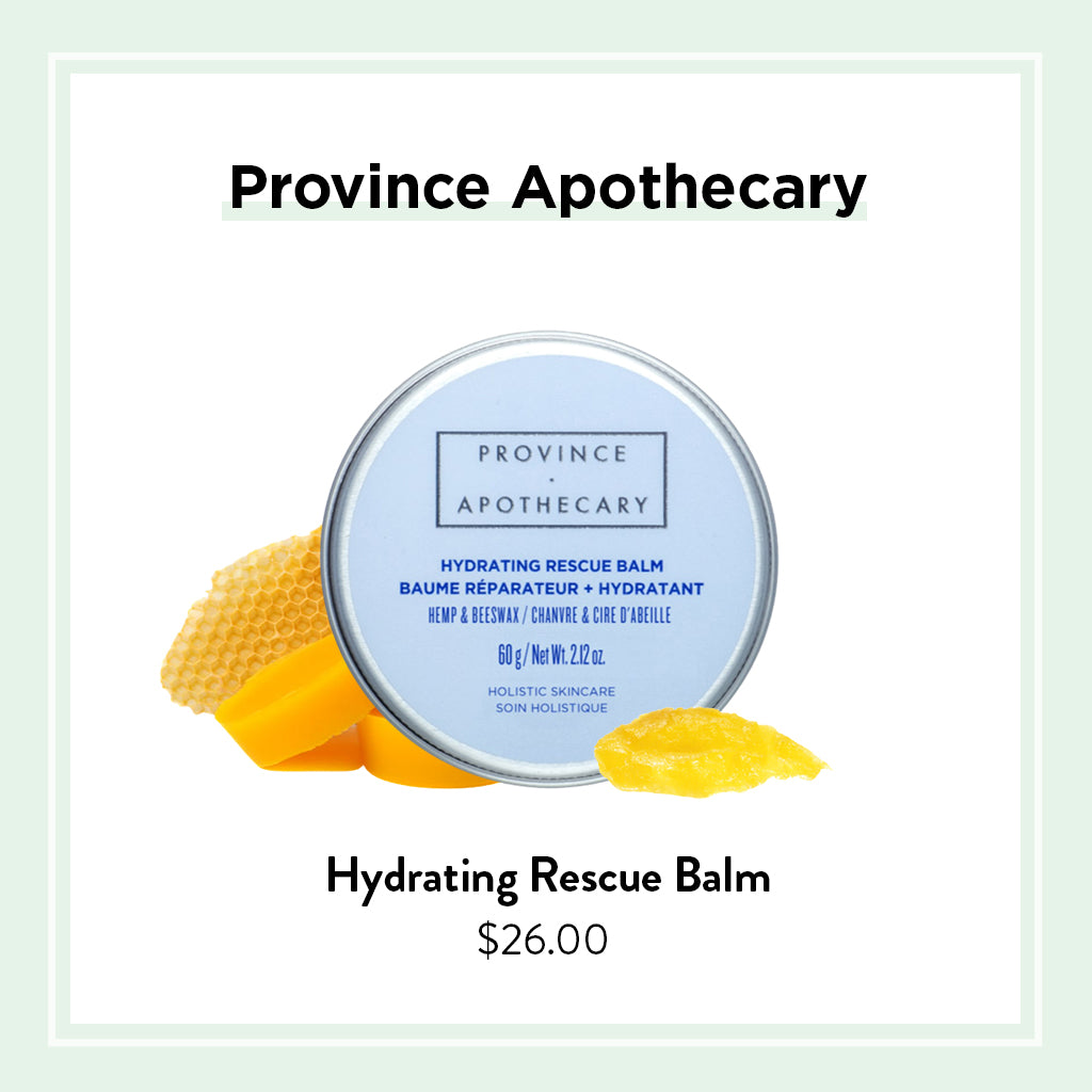 Province Apothecary - Hydrating Rescue Balm