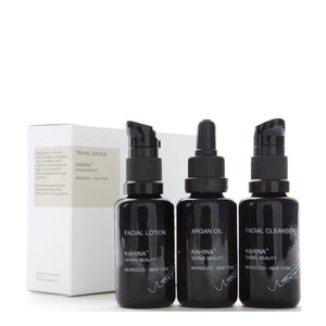 Kahina Giving Beauty - Travel Basics