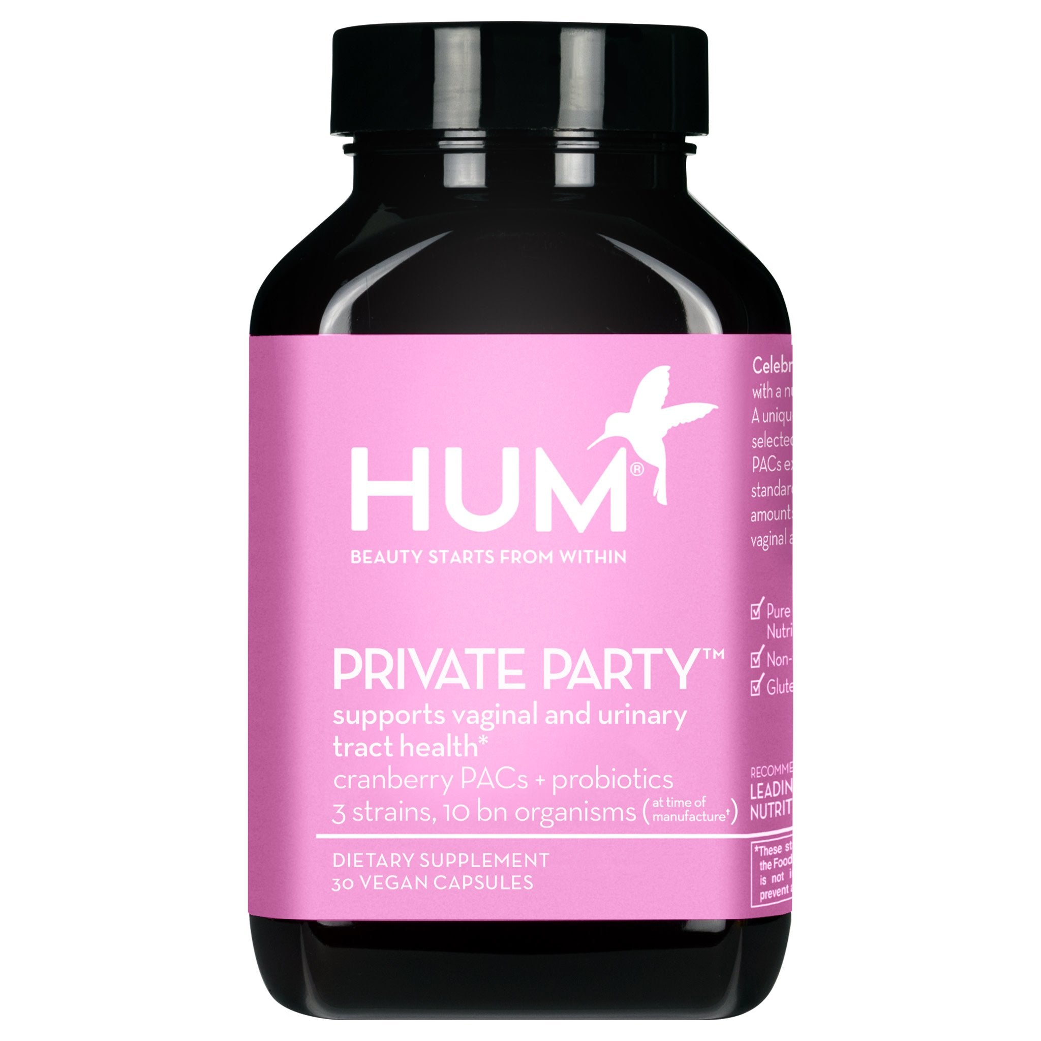 HUM Nutrition - Private Party