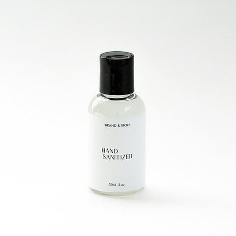 Brand + Iron - Hand Sanitizer
