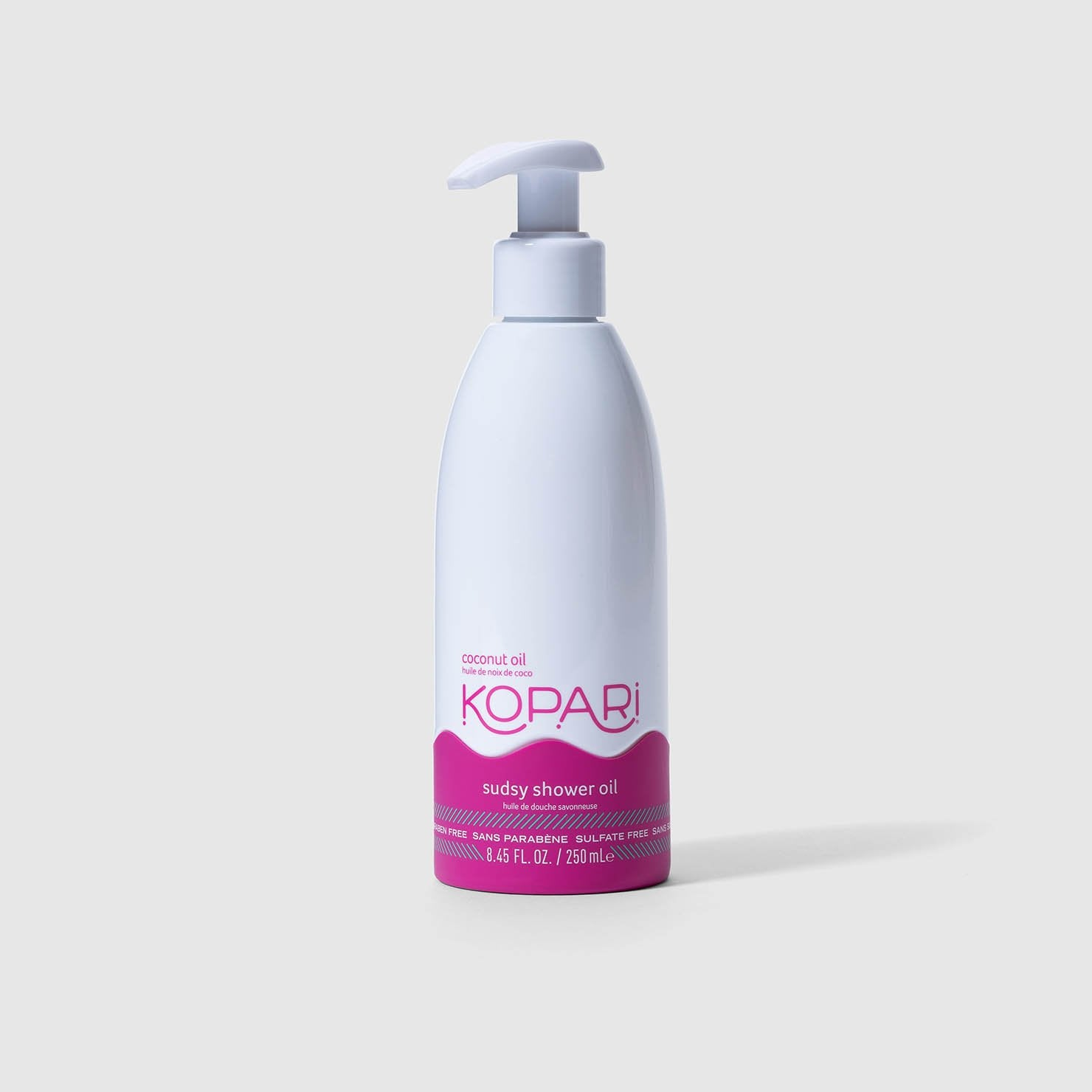 KOPARI - Sudsy Shower Oil