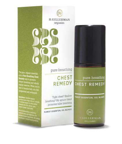 Hope Gillerman - Pure Breathing Chest Remedy