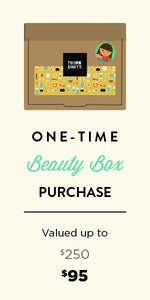Think Dirty Clean Beauty Box - One-time Purchase.