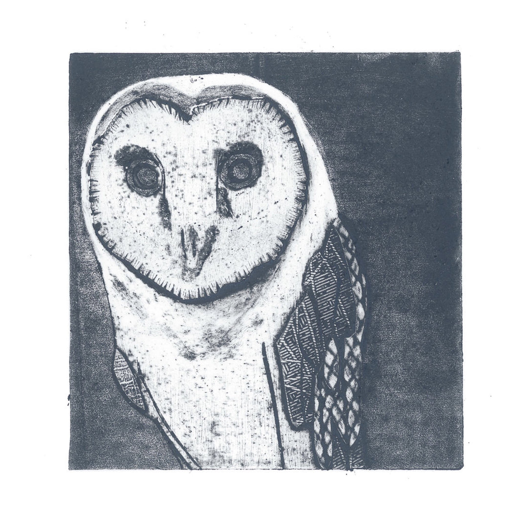 Wildshed limited edition print - owl