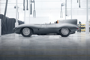 Revisiting the Design of the Jaguar D-type