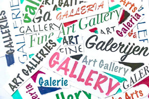 Why Galleries Still Matter...and You Might as Well Love Them