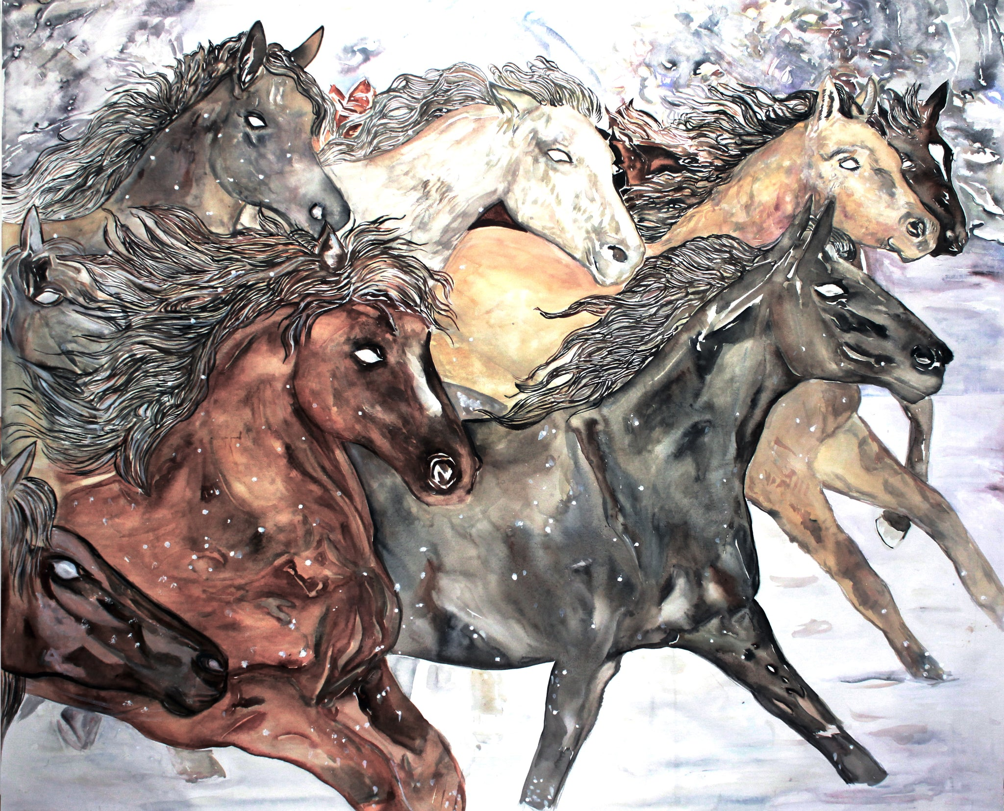 Painted Horse - Limited Edition