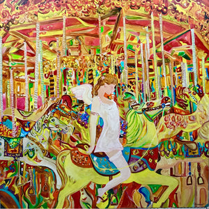 CAROUSEL - Original Artwork