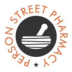 person st pharmacy logo