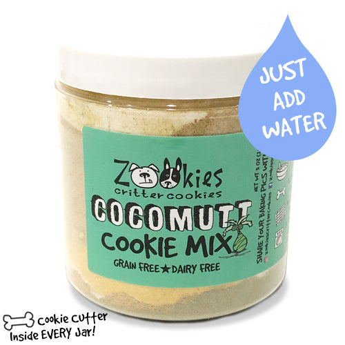 THE COCONUT CONNOISSEUR: COCOMUTT *GRAIN FREE*  (FREE SHIPPING)