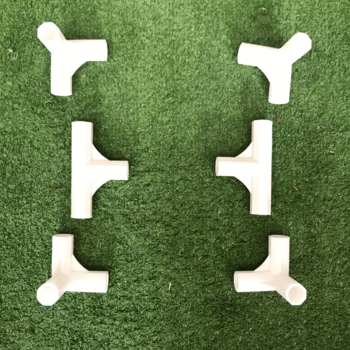 Replacement Canopy Connector Set - Medium