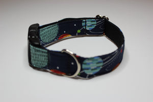 "Buckle Collar in ""Planets"""