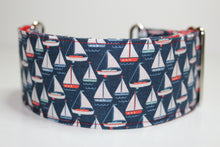 "Sighthound Collar in ""Sails"""